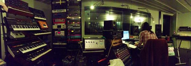 Chuch controlroom