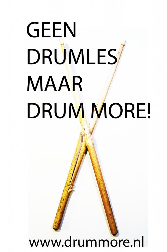 GeenDrumles maar Drummore